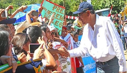 Presidente Vizcarra: Pondremos especial énfasis en Cajamarca para reducir la pobreza en esta región