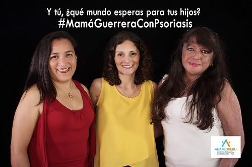 Apapso Perú: historias de madres con psoriasis que cambian el mundo