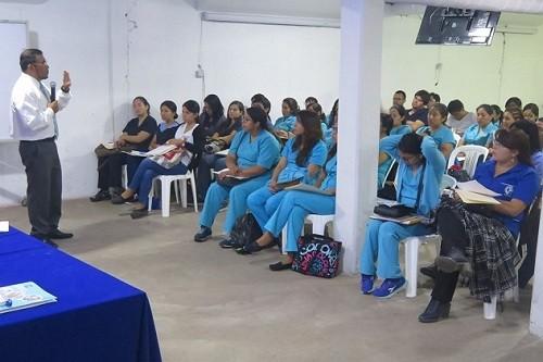 Serumistas contribuirán al fortalecimiento de las coberturas de atención primaria de salud