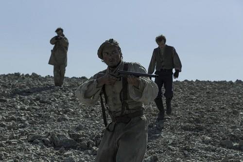La tripulación descubre que la esperanza puede llegar de extrañas maneras en el nuevo episodio de The Terror