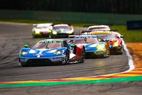 Ford GT vence la primera prueba de Super Season del Campeonato Mundial de Resistencia en Bélgica