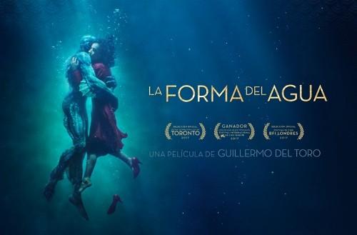 'La forma del agua', ganadora a mejor película en los Premios Oscar 2018, llega este mes a Claro Video