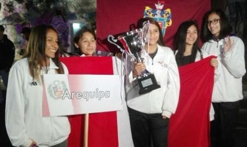Perú ganó Juegos Deportivos de la Juventud Trasandina (Judejut) 2018