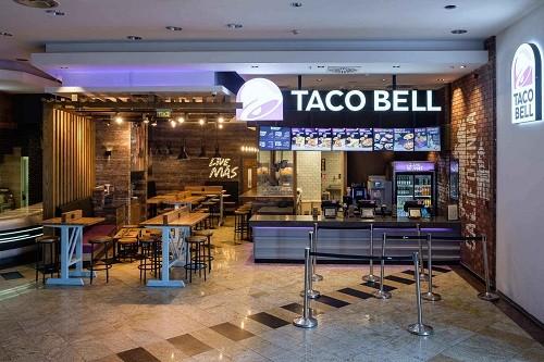 Taco Bell anuncia sorpresas para sus 100 primeros fans en la fila durante inauguración