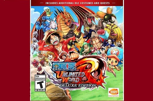 ONE PIECE Pirate Warriors 3 Deluxe Edition ya está disponible para Nintendo Switch