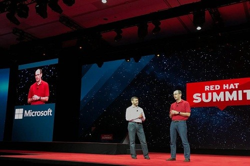 Red Hat y Microsoft desarrollan en colaboración el primer servicio Red Hat OpenShift