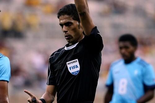 Federación de Fútbol de Arabia Saudita suspende al árbitro Fahad al-Mirdasi de la Copa Mundial por soborno