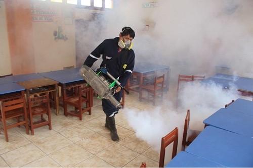Acciones durante emergencia sanitaria en Piura permitieron reducir casos de dengue
