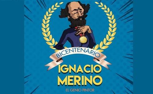 Municipalidad de Lima presenta cómic 'Ignacio Merino. El genio pintor'