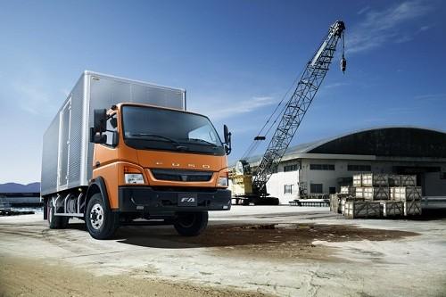 FUSO, la marca número uno en camiones y buses en el Perú