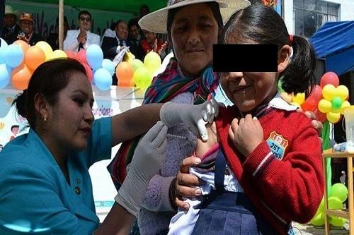 Ministra Silvia Pessah invoca a la población a vacunarse contra la influenza