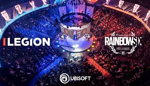 Lenovo Legion se asocia con Ubisoft