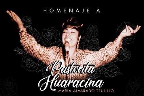 Municipalidad de lima realizará homenaje a Pastorita Huaracina con espectáculo artístico