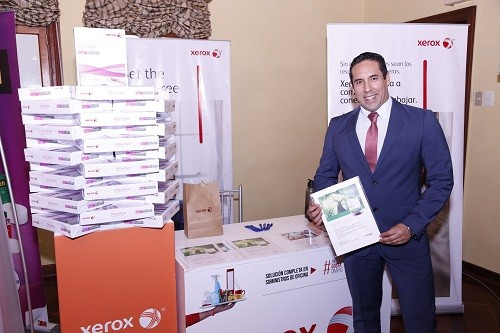 Xerox participó en La Sexta Edición De La Feria Expodimerc