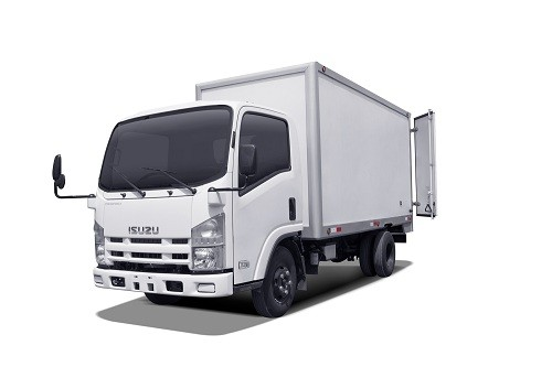 ¿Buscas el camión ideal para tu negocio? Conoce el nuevo NMR 4 Urbano de Isuzu