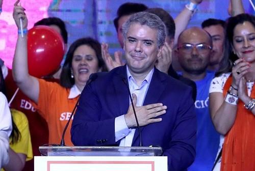 Colombia: La elección presidencial se mueve a una segunda ronda