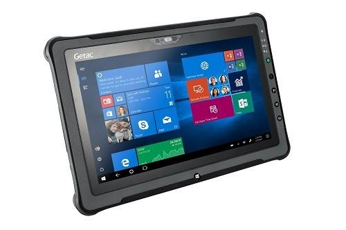 Getac presenta la tablet F110: innovación y eficiencia a prueba de todo
