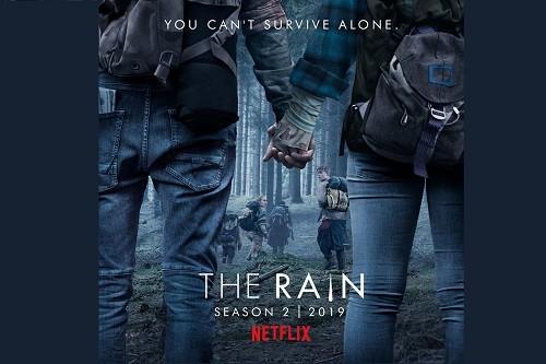 Netflix ha renovado su primera serie danesa original The Rain