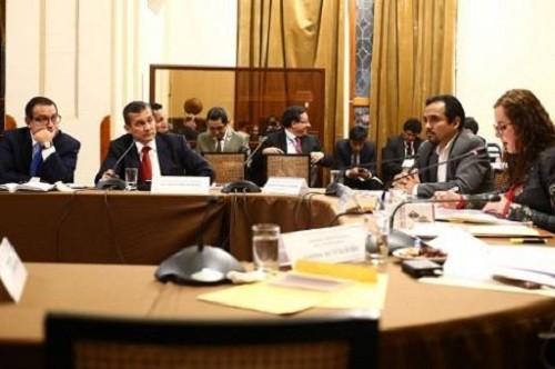 Defensa de Humala busca impedir investigación