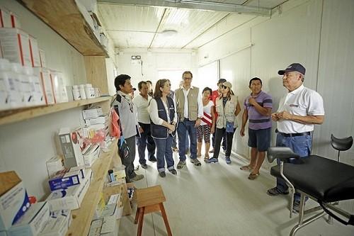 Minsa fortalecerá acciones de salud integral e intercultural en las comunidades nativas de Loreto