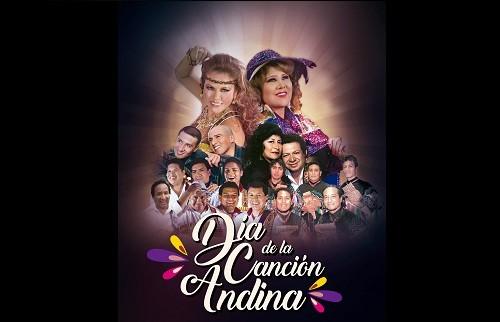 Municipalidad de Lima celebra el Día De La Canción Andina