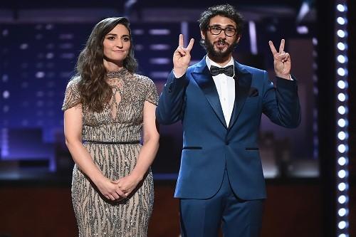 Dos argentinos subieron al escenario del Radio City Music Hall en la ceremonia de los Premios Tony
