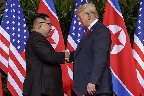 Cumbre USA-Corea Del Norte: Donald Trump y Kim Jong Un tuvieron una reunión histórica