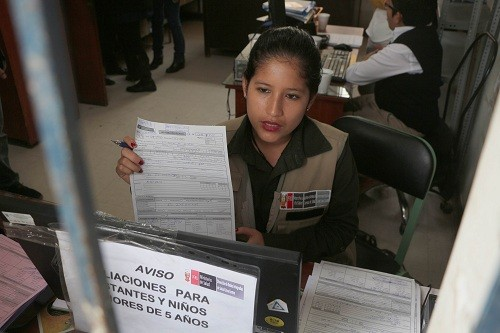 Más de 390 establecimientos de salud de Lima Metropolitana contarán con sistema de citas en línea