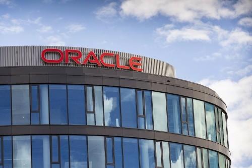 Oracle continúa con un fuerte crecimiento de la nube