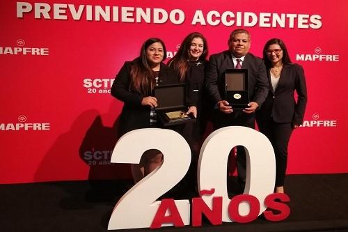 Ransa recibió el 'Premio a la Excelencia en Seguridad', otorgado por Mapfre