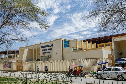 Minsa declarará en emergencia sanitaria el Hospital Santa Rosa de Piura