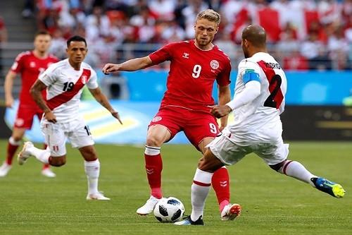 Mundial Rusia 2018: Perú perdió ante Dinamarca 1-0