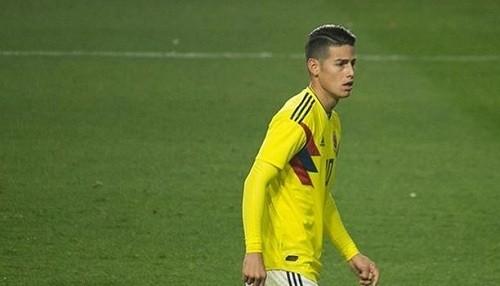Mundial Rusia 2018: James Rodríguez no es titular contra Japón