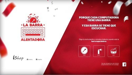 Cuando hablamos de Perú, todos somos una sola Barra Alentadora