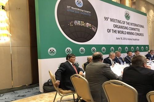 Perú: Potencial sede de eventos mineros internacionales