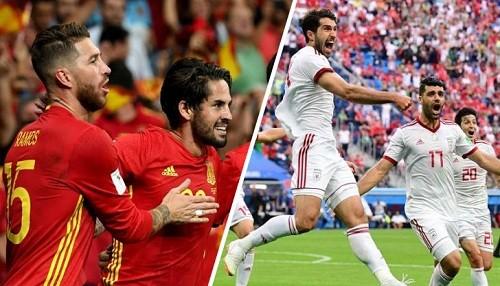 Mundial Rusia 2018: España dispuesto a ganarle a Irán