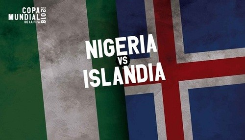 Mundial Rusia 2018: Nigeria vs Islandia [EN VIVO]