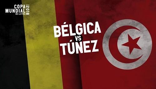 Mundial Rusia 2018: Bélgica vs Túnez [EN VIVO]