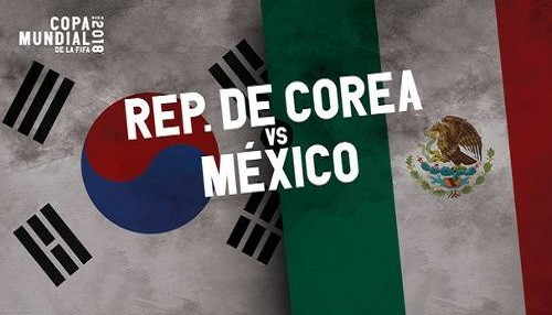 Mundial Rusia 2018: Corea del Sur vs México [EN VIVO]