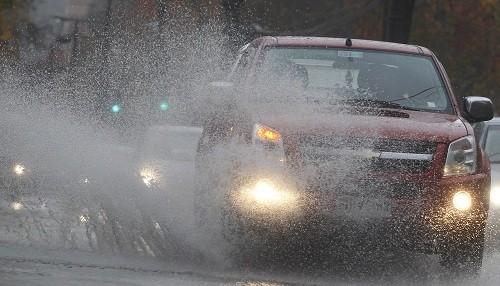 Evitemos accidentes de tránsito este invierno