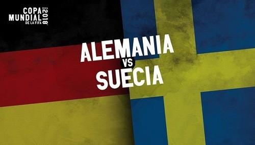 Mundial Rusia 2018: Alemania vs Suecia [EN VIVO]