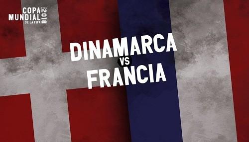 Mundial Rusia 2018: Dinamarca vs Francia [EN VIVO]