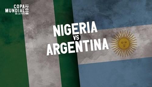 Mundial Rusia 2018: Nigeria vs Argentina [EN VIVO]