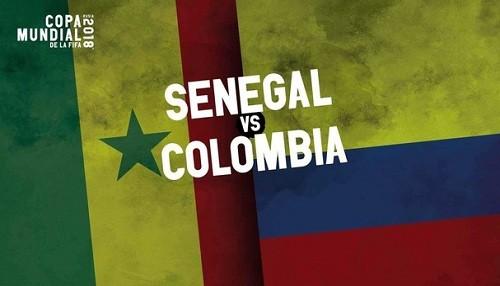Mundial Rusia 2018: Senegal vs Colombia [EN VIVO]