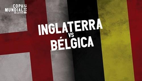 Mundial Rusia 2018: Inglaterra vs Bélgica [EN VIVO]
