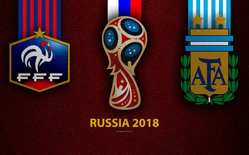 Mundial de Rusia 2018: Francia vs Argentina [EN VIVO]