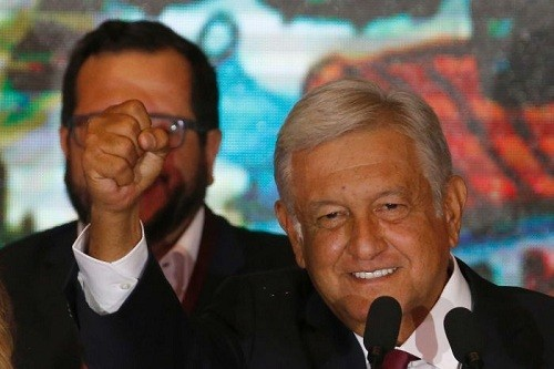 México: López Obrador fue elegido presidente