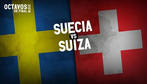 Mundial Rusia 2018: Suecia vs Suiza [EN VIVO]