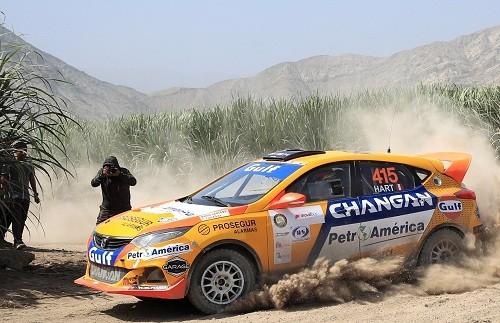 Rally Valle del Mantaro momento de definiciones