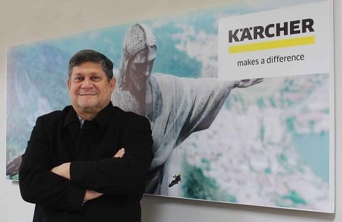 Kärcher designa a Alberto Ferreira como Managing Director de su operación en Perú